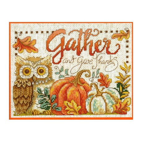 GATHER AND GIVE THANKS Imaginating