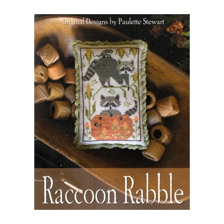 RACCOON RABBLE Plum Street Samplers