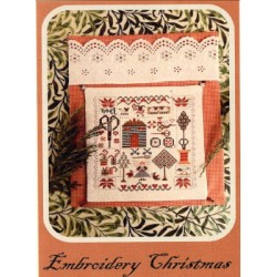 EMBROIDERY CHRISTMAS Nikyscreations