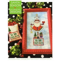 SANTA SEASON Amy Bruecken Designs