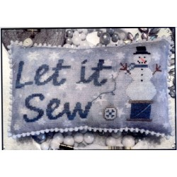 LET IT SEW Needle Bling Designs