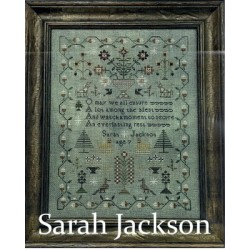 SARAH JACKSON The Scarlett House
