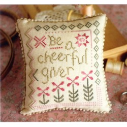 CHEERFUL GIVER October House