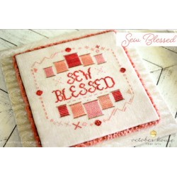SEW BLESSED October House