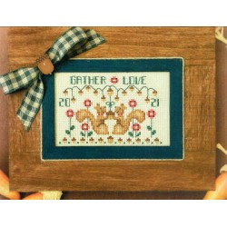 GATHER LOVE Frony Ritter Designs