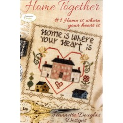 HOMETOGETHER 1 HOME IS WHERE YOUR HEART IS Jeannette Douglas Designs