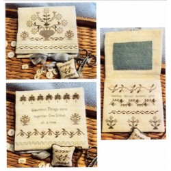 ONE STITCH AT A TIME Samplers Not Forgotten