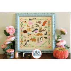 FUNKY MENAGERIE Lindy Stitches