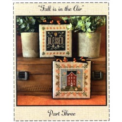 FALL IS IN THE AIR PART 3 Little House Needleworks