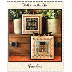 FALL IS IN THE AIR PART 1 Little House Needleworks