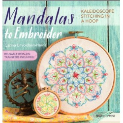MANDALAS TO EMBROIDER Search Press