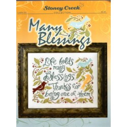 MANY BLESSINGS Stoney Creek Collection