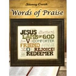 WORDS OF PRAISE Stoney Creek Collection