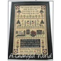 A CHANGED WORLD The Scarlett House