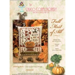 FALL MOST OF ALL The Calico Confectionery