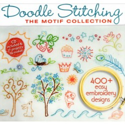 Doodle Stitching Aimee Ray