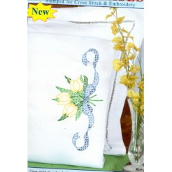 tulips and ribbons 1600 796 embroidery Jack Dempsey Needle Art