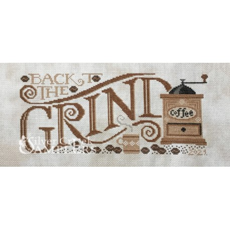 BACK TO THE GRIND Silver Creek Samplers