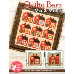 QUILTY BARN MIX AND MATCH Its Sew Emma