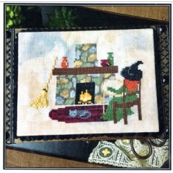 WITCHES MAKE STITCHES Petal Pusher