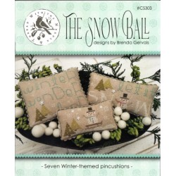 THE SNOW BALL With Thy Needle and Thread